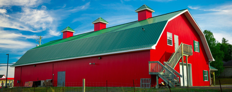 Agricultural Roofing Are Corrugated Metal Roofs A Viable